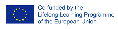 logo of the European Union and its lifelong learning programme
